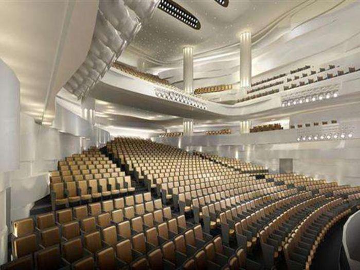 北京喜剧院内部图片
