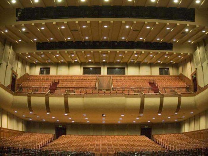 长安大戏院内部图片