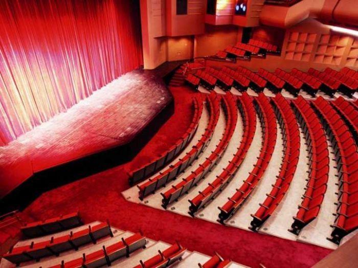 中国儿童艺术剧院内部图片