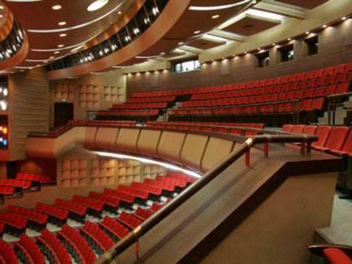 中国儿童艺术剧院内座位图