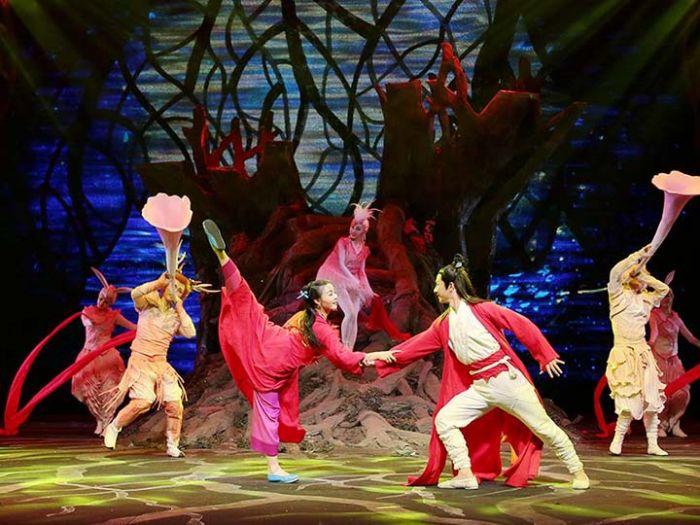 中国儿童艺术剧院演出图片