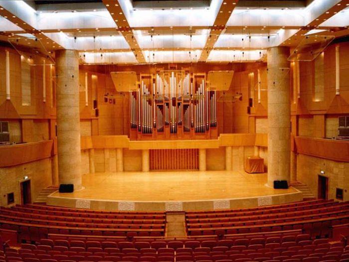 中山音乐厅内部图片