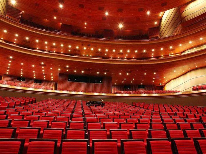 红剧场局部图片