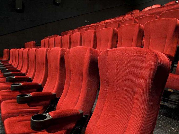红剧场内部图片