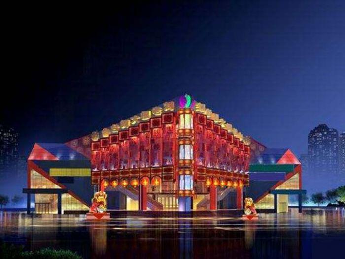 刘老根大舞台北京剧场外部图