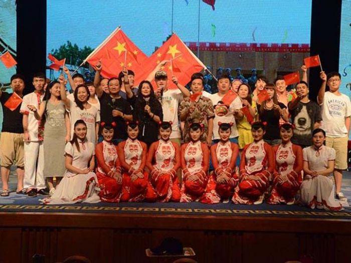 刘老根大舞台北京剧场场馆图