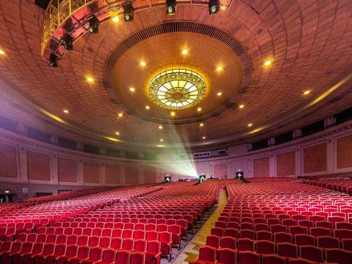 北京展览馆剧场图片-内部图