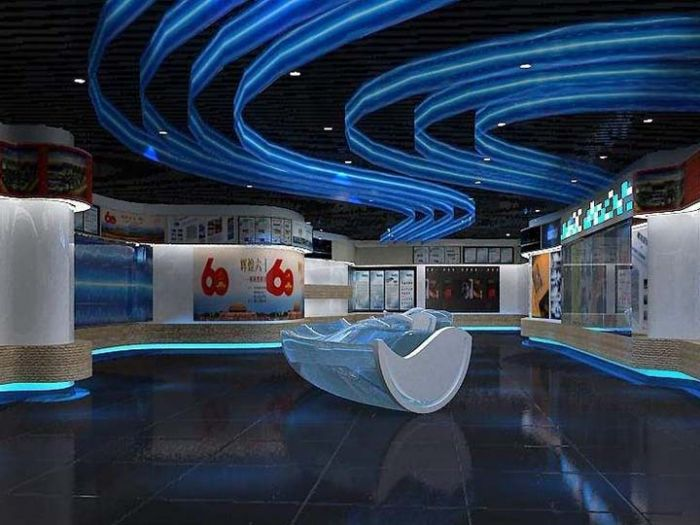 北京展览馆场馆内部图片