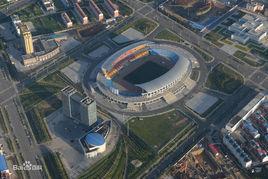乌兰察布市体育场