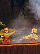 中国木偶艺术剧院:大型神话木偶剧《真假孙悟空》