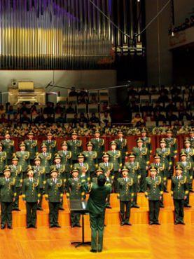 中国武警男声合唱团音乐会订票_中国武警男声合唱团音乐会门票_首都票务网