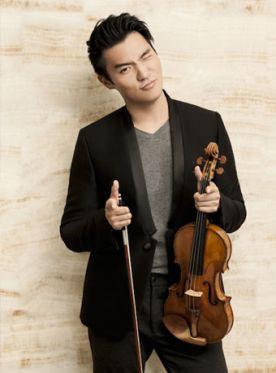 华裔小提琴家陈锐独奏音乐会门票_首都票务网