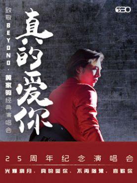 致敬黄家驹25周年纪念演唱会_致敬BEYOND门票