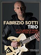 Blue Note Beijing FABRIZIO SOTTI TRIO FT. CLARENCE PENN / PETER SLAVOV