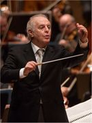 巴伦博伊姆与柏林国家歌剧院交响乐团音乐会