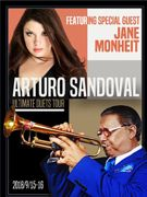 Blue Note Beijing ARTURO SANDOVAL: ULTIMATE DUETS TOUR, FEATURING SPECIAL GUEST: JANE MONHEIT