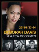 Blue Note Beijing DEBORAH DAVIS & A FEW GOOD MEN