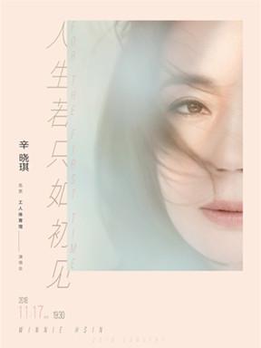 """辛晓琪""""人生若只如初见""""北京演唱会"""