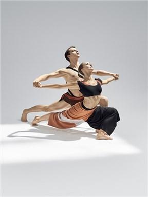 2018国家大剧院舞蹈节:玛莎葛兰姆现代舞团《寂静悲喜》