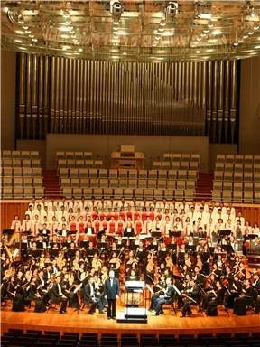 《水之声》阎惠昌与中央民族乐团音乐会