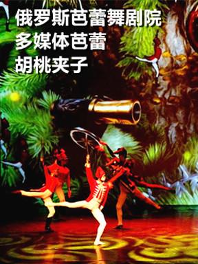 俄罗斯芭蕾舞剧院多媒体芭蕾舞《胡桃夹子》