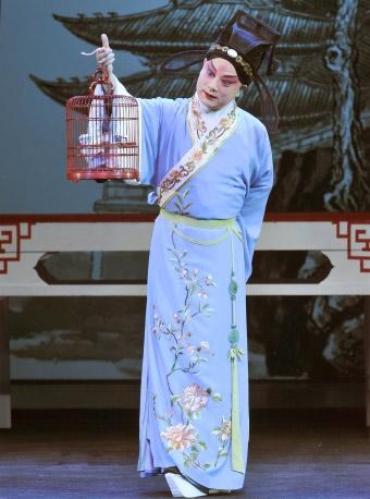 长安大戏院2月6日 京剧《连升三级》