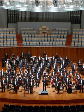 """聆赏经典—""""红白蓝法兰西之夜""""中国交响乐团音乐会"""