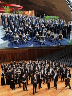 龙凤呈祥—全球华人新春音乐盛典