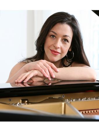 以色列钢琴家爱莲娜古赫维奇独奏音乐会门票_首都票务网