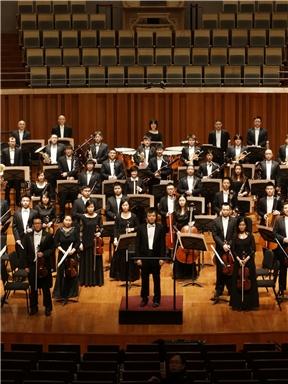 """""""非常莫扎特系列之一""""中國國家芭蕾舞團交響樂團音樂會"""