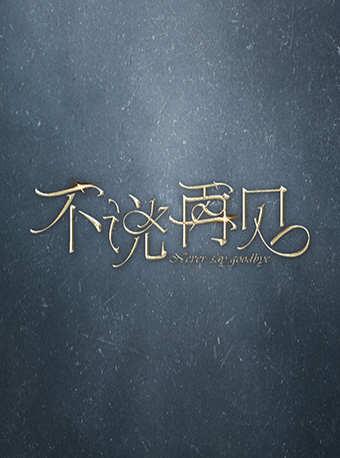 """""""不说再见""""系列演唱会北京站"""