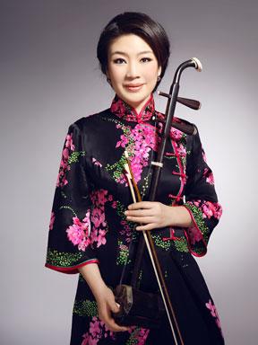 《宋词意境》宋飞与北京民族乐团音乐会