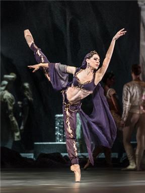 2019國家大劇院舞蹈節:捷克國家芭蕾舞團《舞姬》