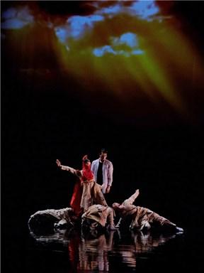 2019国家大剧院舞蹈节:亚彬和她的朋友们《一梦如是》