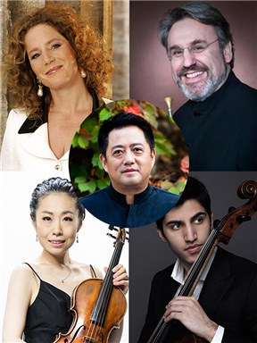 理查施特劳斯如是说:吕嘉、考妮、索坦尼、弗拉特科维奇与国家大剧院管弦乐团音乐会