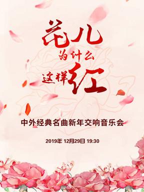 花兒為什么這樣紅中外經典名曲新年交響音樂會門票_首都票務網