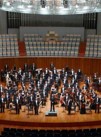 """中国交响乐团《龙声华韵》—""""盛世国韵""""交响音乐会"""