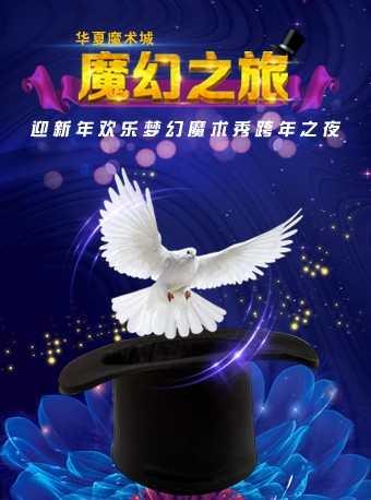 魔幻之旅—迎新年欢乐梦幻魔术秀跨年之夜