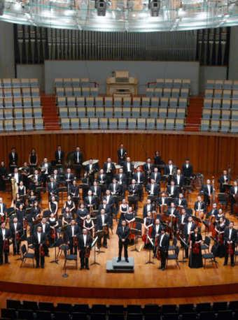 中国交响乐团红色经典合唱作品音乐会门票_首都票务网