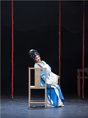 国家大剧院首届非遗艺术周:永嘉昆剧团昆曲《孟姜女送寒衣》