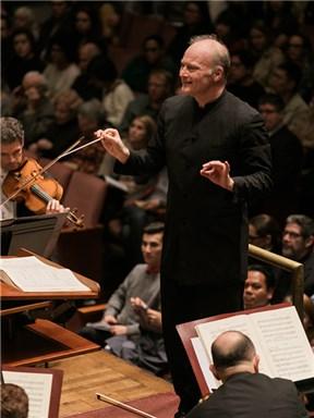 """""""自新大陆""""""""古典的回声""""美国国家交响乐团音乐会"""