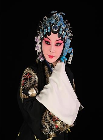 长安大戏院11月28日 2020年常秋月流派剧目展演—京剧《大保国探皇陵二进宫》