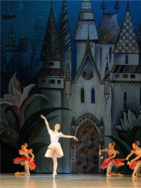 立陶宛國家歌劇院芭蕾舞團《白雪公主》